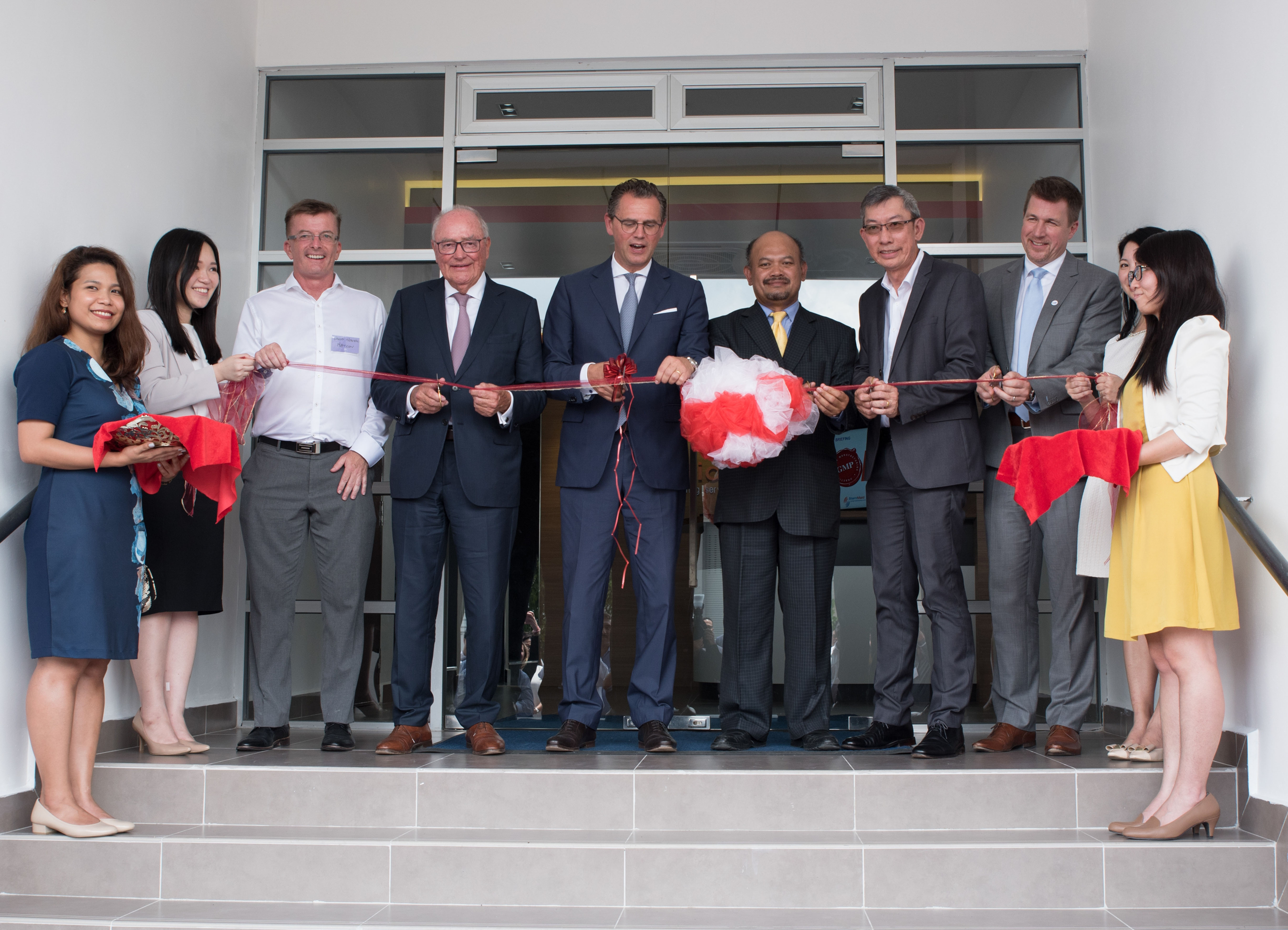 Stern-Wywiol opens new food ingredients center in Malaysia